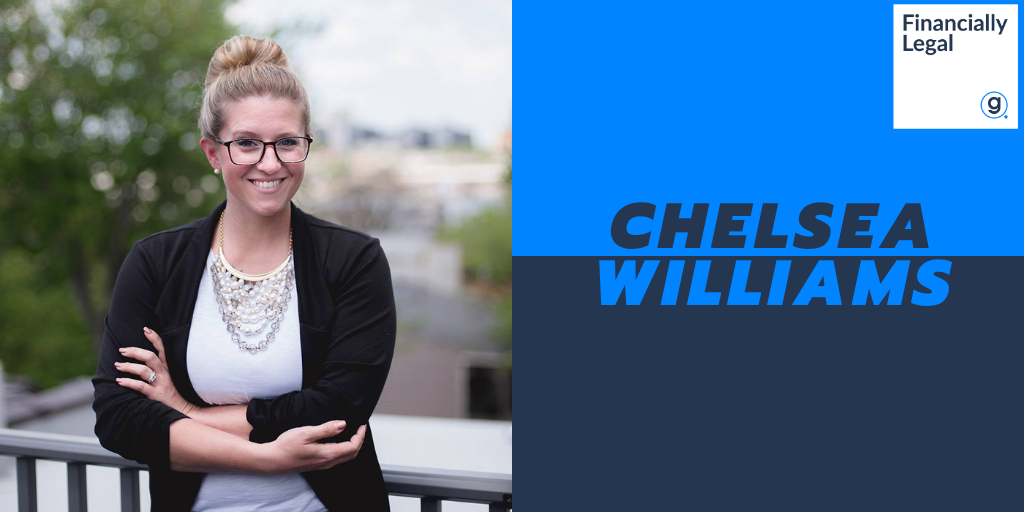 Chelsea Williams - Law Firm Money Mastery - Financially Legal