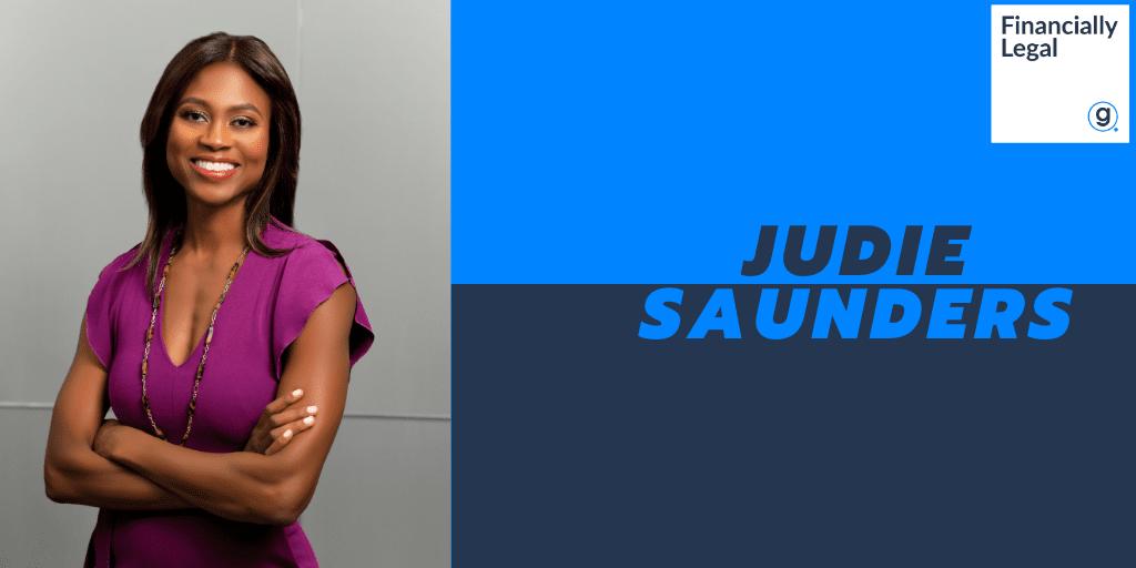Judie Saunders Financially Legal