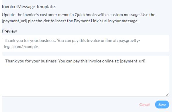 Quickbooks Invoice Tempalte